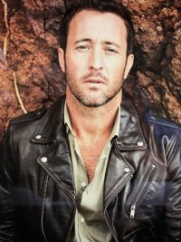 Alex Oloughlin talk 75% Old School
